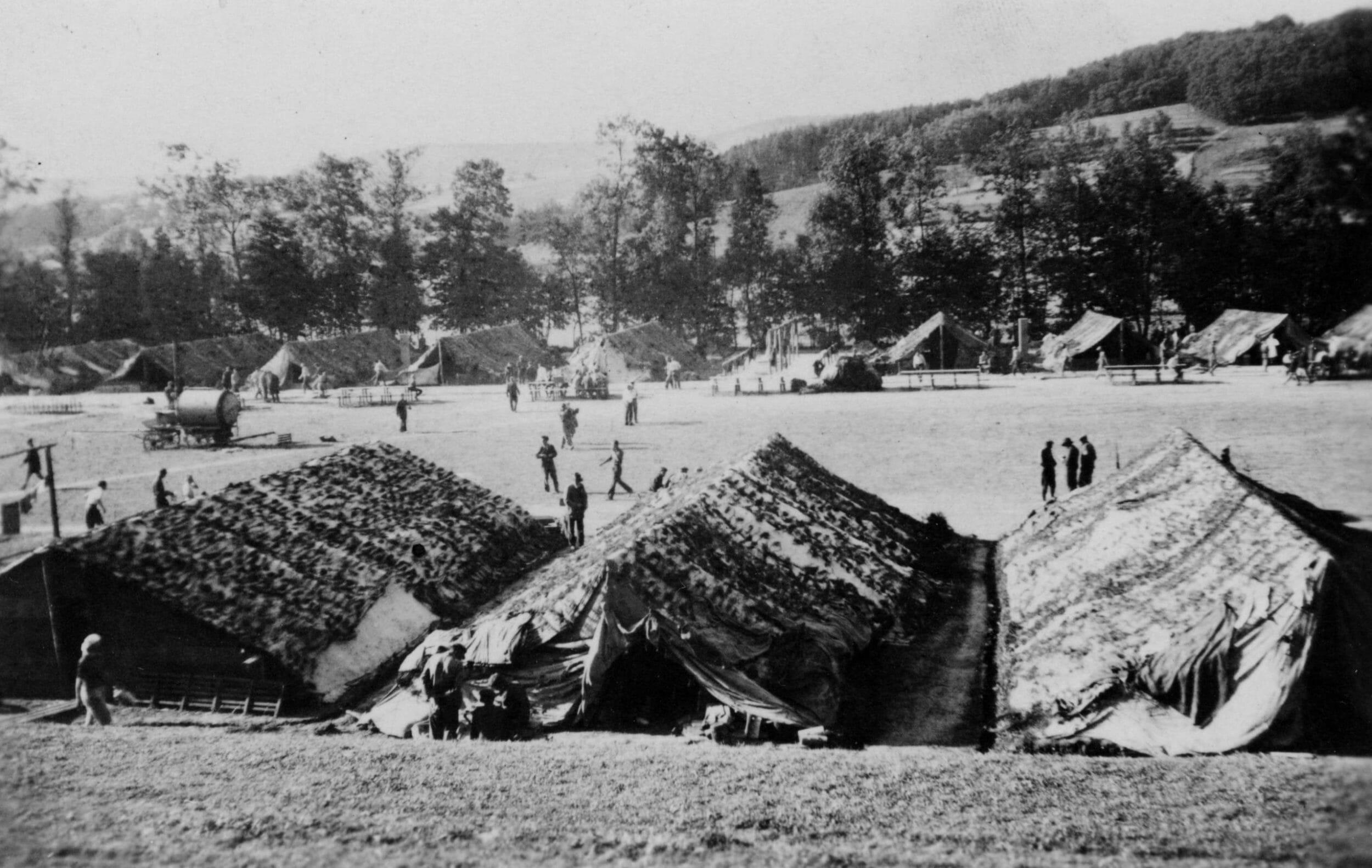 Zwangsarbeiterlager 8