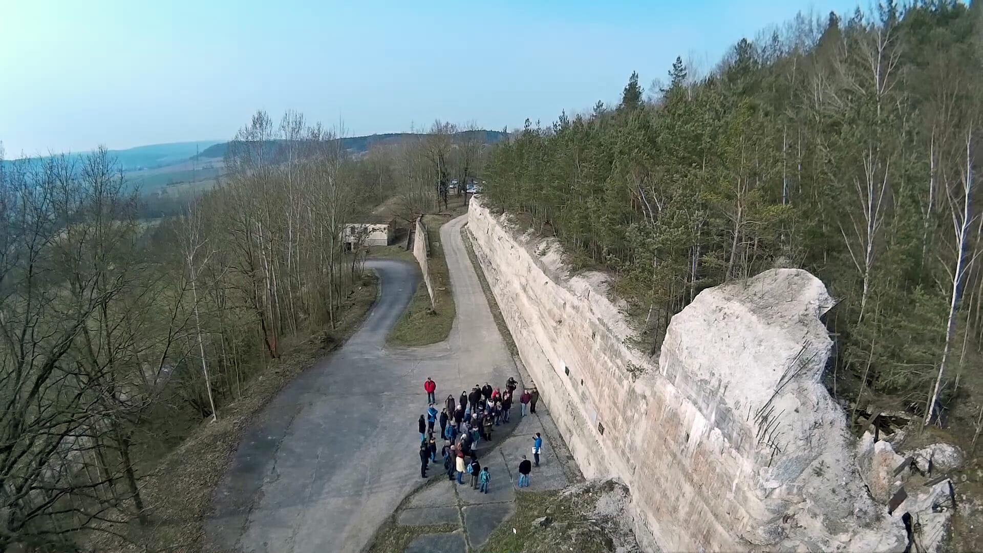 Bunker 1 am Walpersberg.