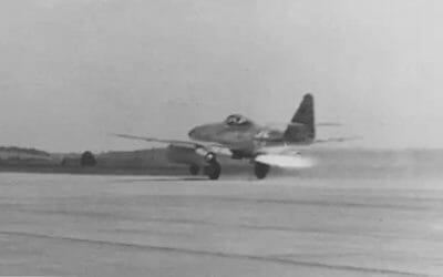 Starthilfsraketen für Me262
